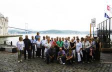 Els jubilats del Morell visiten Turquia