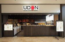 Un restaurant UDON