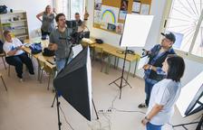 Todos en Azul vol omplir els barris de Ponent de Tarragona de pictogrames digirits als autistes