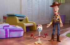 Las aventuras de 'Toy Story 4' llegan a los cines en catalán