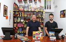 La venta de petardos por Sant Joan ha vuelto a subir en los últimos tres años en Reus