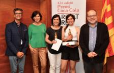 Una alumna de Móra d'Ebre guanya el concurs Coca Cola