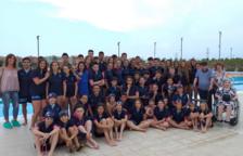 Éxit de participación en la XXXIV edición del Trofeo Ramos del Club Natació Tàrraco