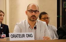 UNESCOCAT reclama al plenari de l'ONU que «intervingui» perquè l'Estat alliberi els presos