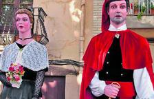 Pasacalle, baile y fiesta en la Fiesta Mayor de Sant Pere i Sant Pau
