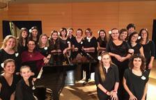 El Cor Zongora i el Cor Exaudio actuen dissabte a l'Auditori del Tívoli del Vendrell