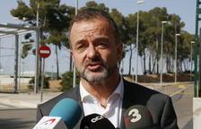 Alfred Bosch en Mas d'Enric: «Carme Forcadell insiste en que hay que encontrar una salida dialogada»