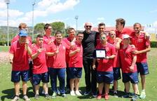 El Nàstic Genuine, present a l'Special Cup a territori italià