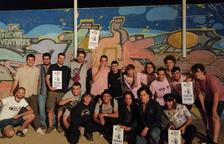 El grup Stone Vibe, guanyador del Reussona 2019