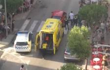 Atropellen una nena de 8 anys a l'avinguda de la Ràpita a Amposta