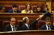 El TC arxiva les peces sobre les suspensions de Turull, Rull i Sànchez com a diputats del Congrés