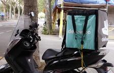 Deliveroo arriba a Tarragona i reparteix menjar de més de 40 restaurants