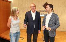 Junts, ERC i Ara Reus formalitzen el govern a l'espera de la CUP