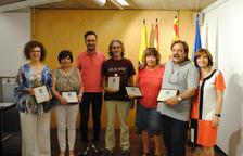 L'Ajuntament de Vila-seca rep els mestres que s'han jubilat aquest curs