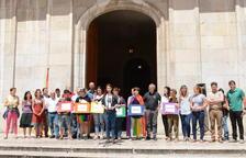 La CUP de Tarragona insta a colgar la bandera LGTBI en el Ayuntamiento