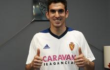 Jesús Alfaro podria rescindir amb el Zaragoza i signar pel Nàstic