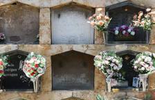 Més de 40 famílies, amb les tombes «abandonades» al cementiri de Tarragona