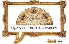 Un abanico isabelino, pieza del mes de julio de 'Quan els objectes parlen'