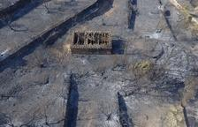 Els municipis afectats per l'incendi de la Ribera d'Ebre reclamen mesures complementàries