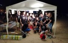 El 'Punt SexeSentit' se instala en la Revetlla Jove de Sant Pere de Cambrils para prevenir agresiones sexistas