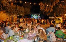 Imagen de la Fiesta de la Granja durante la edición de 2018.