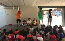 Més de 500 infants gaudeixen dels Casals d'Estiu de Vila-seca