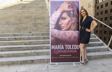 María Toledo portarà el seu peculiar flamenc amb sons de piano al Palau de Congressos de Tarragona