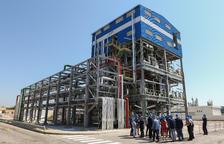 IQOXE inaugura una planta de óxido de etileno y anuncia la construcción de otra