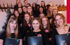 Concert gratuït del cor anglès Farnborough Hill School a la Prioral