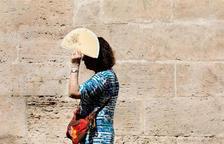 Alerten de temperatures màximes extremes divendres i dissabte a les Terres de l'Ebre