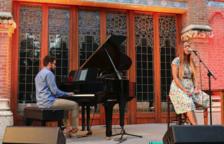 Beth Rodergas encandila als assistents en l'últim concert del FAR
