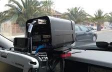 La Policia Local de Roda sanciona 311 vehicles per superar la velocitat permesa