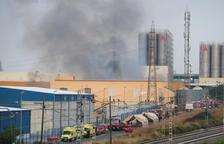 UGT exigeix una reunió urgent amb el delegat de Govern pels darrers accidents químics de Tarragona