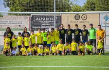 Alberto Benito mostra el camí als més joves