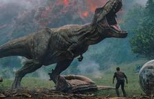 Imatge del film 'Jurassic World'.