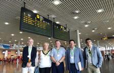 Territori reforça les connexions de bus entre l'Ebre i l'Aeroport de Barcelona
