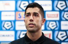 Gerard Oliva entrenarà amb el Nàstic