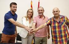 JxCat i ERC es reparteixen 6 àrees i 19 regidories a l'Ajuntament de Valls