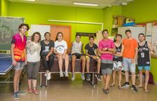 Una desena de joves participen en un curs de premonitors a Constantí