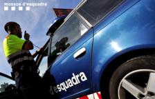 El conductor ha dado positivo en la prueba de drogas y ha sido detenido por un delito contra la seguridad del tráfico.