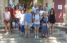 El Voluntariat per la llengua de Reusforma tretze noves parelles lingüístiques d'estiu