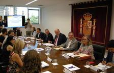 El govern espanyol ofereix ajuts als afectats de la Ribera d'Ebre