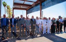 L'Armada celebra el dia de la seva patrona, la Mare de Déu del Carme