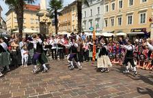 L'Esbart Dansaire de Tarragona viaja a Klagenfurt