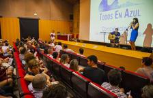 El Asociación Todos en Azul se presenta en Tarragona para favorecer a los autistas