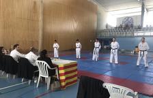El Morell acull un examen unificat de cinturó negre de taekwondo
