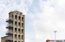 Una modificació urbanística, nou pas per ampliar el Parc de Bombers de Reus