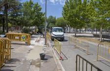 Comença la renovació de la xarxa d'aigua potable del Grup Centcelles de Constantí