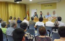 Pau Ricomà, pregonero de las fiestas del barrio Verge del Carme de Tarragona