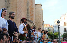 L'Espluga reunirá a 40 gigantes en la Trobada Gegantera del sábado